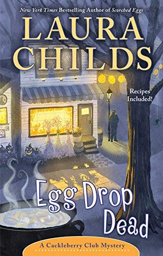 Egg Drop Dead (A Cackleberry Club Mystery) ()
