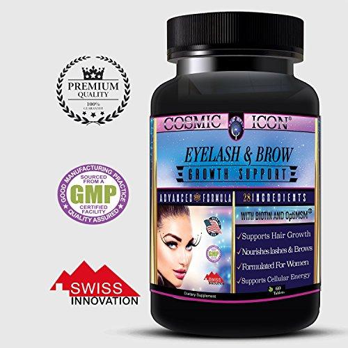 Eyelash Growth & Eyebrow Growth Serum • Accelerator •
