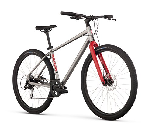 Raleigh Redux 1 Urban Assault Bike, 21″ /XL Frame, Pewter, 21″ / X-Large Review