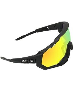 ba836e402c TECHVIDA Gafas de Montar polarizadas, Gafas de Sol Deportivas polarizadas  gafasProtección UV400 Gafas de Ciclismo