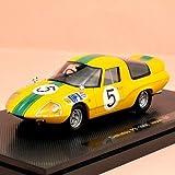 EBBRO(エブロ) EBBRO(エブロ) ダイハツ P3 1966 日本GP (No.5) (イエロー/グリーン)