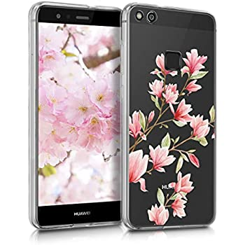 Amazon.com: kwmobile TPU Silicone Case for Huawei G8 / GX8 ...