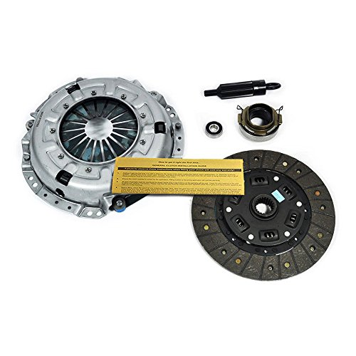Pickup Clutch Flywheel - EFT PREMIUM HD CLUTCH KIT 1989-1995 TOYOTA 4RUNNER PICKUP TRUCK 2.4L 22R 22RE