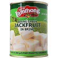 Young Green Jackfruit in Salmuera - 24 x