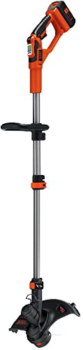 BLACK DECKER LST136 40V Max String Trimmer Edger, 13-Inch