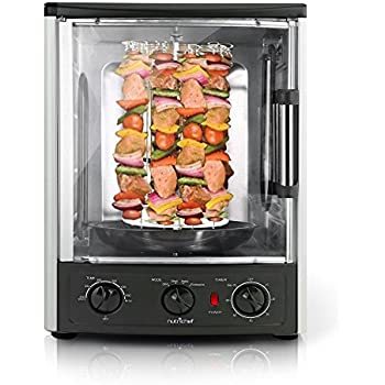 Amazon Com Nutrichef Vertical Rotisserie Oven Roaster