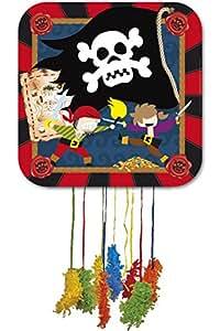 Piñata Pirata Bandera Grande