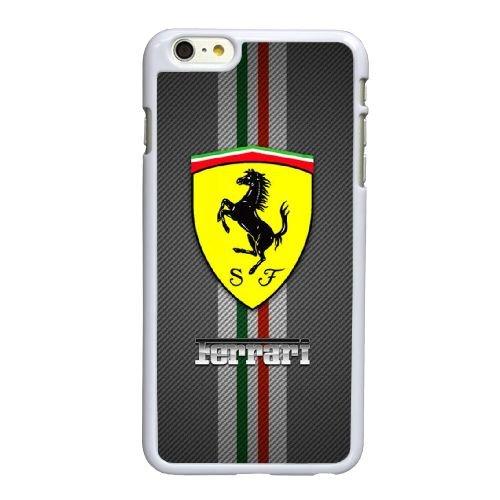 F4Y78 F G7Y0HC coque iPhone 6 Plus de 5,5 pouces cas de couverture de téléphone portable coque blanche IG0QOK5VU