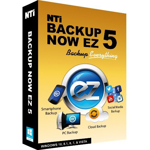 NTI Backup unlimited mobile devices product image