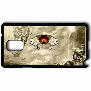 taoyix diy Personalized Samsung Note 4 Cell phone Case/Cover Skin Aion Black
