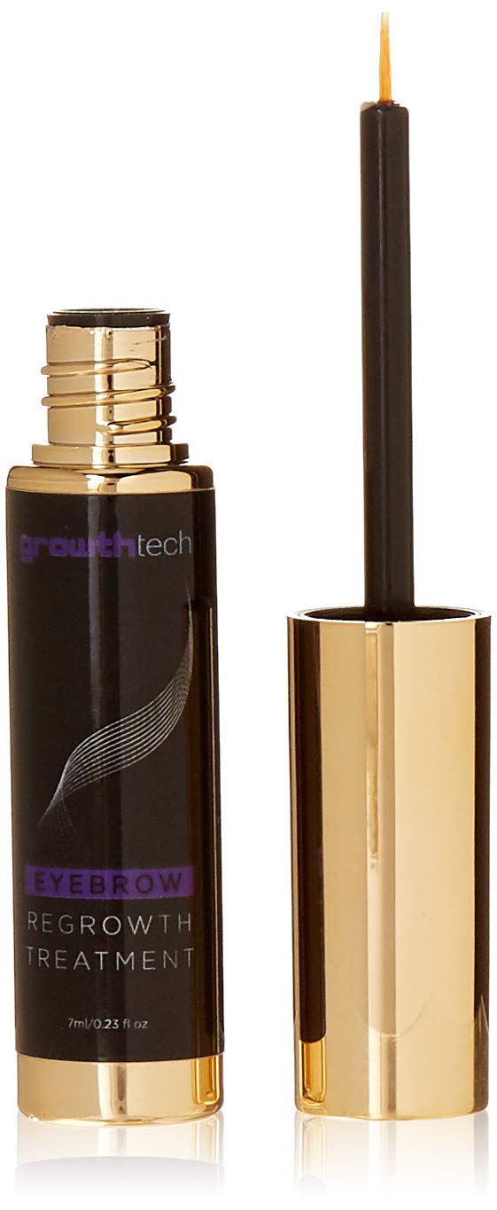 Amazon Growthtech Eyebrow Growth Enhancer Serum Thicker