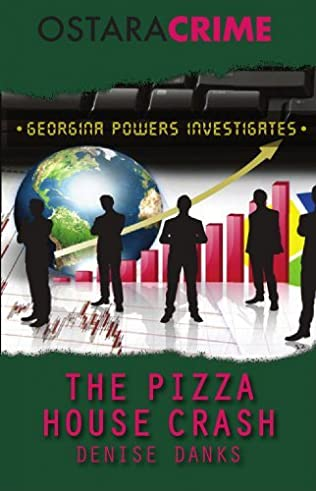 book cover of The Pizza House Crash