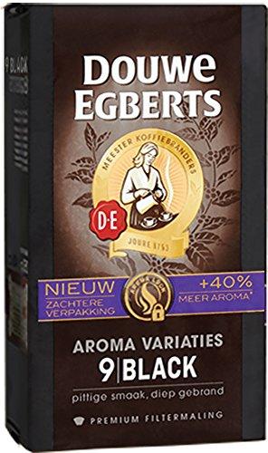 Douwe Egberts Ground Coffee, Black Aroma, 8.8 (Dutch Ground Coffee)