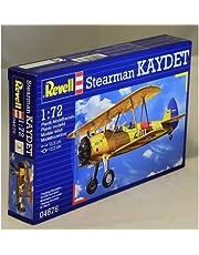 Revell 04676 Stearman Kaydet - Avioneta a escala 1:72 [Importado de Alemania]