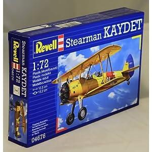 Revell-04676-Stearman-Kaydet-Model-Kit