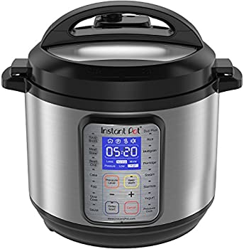 Instant Pot DUO Plus 60 6-Qt 9-in-1 Programmable Cooker