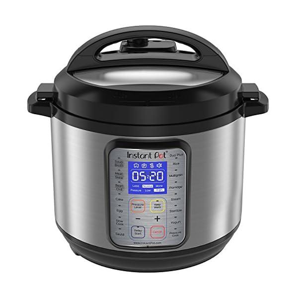 Instant Pot Duo Plus 9-in-1 Electric Pressure Cooker, Sterilizer, Slow Cooker, Rice Cooker, Steamer, saute, Yogurt Maker… 1