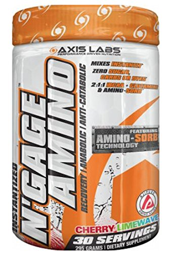 Axis Labs N'gage Amino Cherry