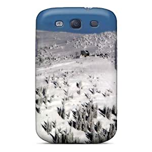 Top Quality Protection Hochkar Ski Resort Case Cover For Galaxy S3