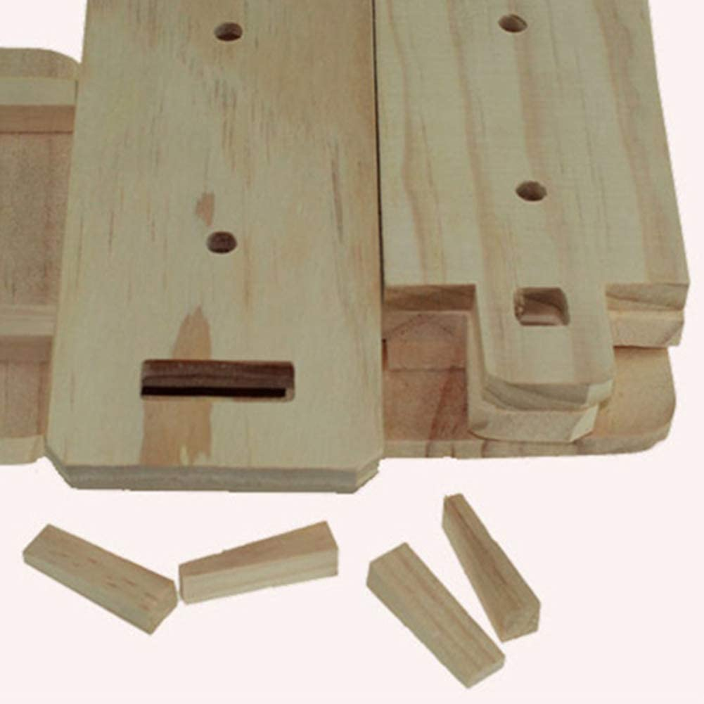 Cheese Soy Homemade Soybean Pressing Cloth Removable Kitchen Tool Set Tofu Press Mold Tofu Press Maker DIY Wooden Box
