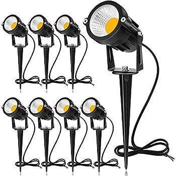 Amazon Com Sunvie 12w Led Landscape Lights Low Voltage