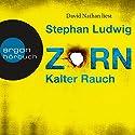 Zorn: Kalter Rauch (Zorn 5) Hörbuch von Stephan Ludwig Gesprochen von: David Nathan