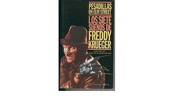 Los siete sueños de Freddy Krueger: Martin H.Greenberg: Amazon.com: Books