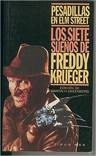 Los siete sueños de Freddy Krueger Textbook Binding – 1993