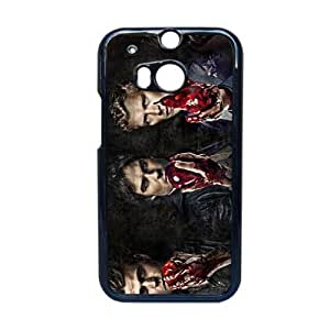 Printing Vampire Diaries For Htc M8 Creativity Phone Case For Child Choose Design 2