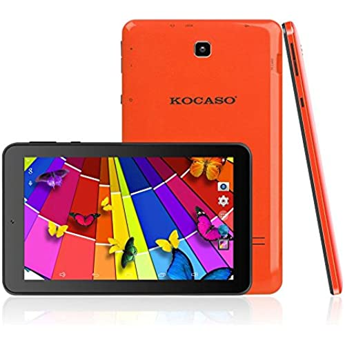 Kocaso MX780 7-Inch 8 GB Tablet (Orange) Coupons