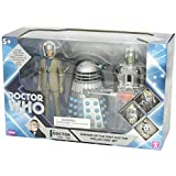 Underground Toys - 016123 - Dr. Who - 5'' Af Set - Enemies Of The First Doctor Collectors' Set