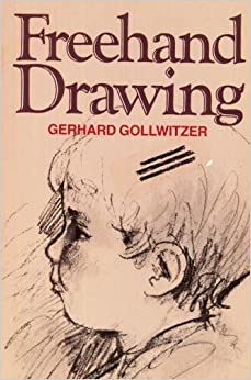 Book Freehand Drawing by Gerhard Gollwitzer (1984-05-03)