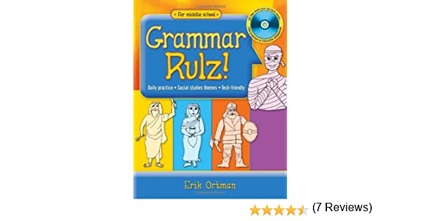 Amazon.com: Grammar Rulz!: Daily practice * Social studies themes ...