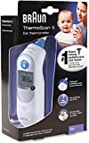Braun ThermoScan 5 Ear Thermometer 1 ea (Pack of 9)