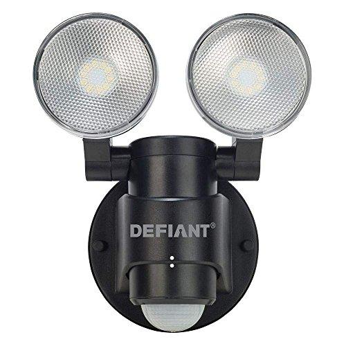 Defiant Motion Security Led Light Black in US - 1