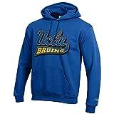 ucla hooded sweatshirt - UCLA Bruins Hooded Sweatshirt Icon Blue - XXL