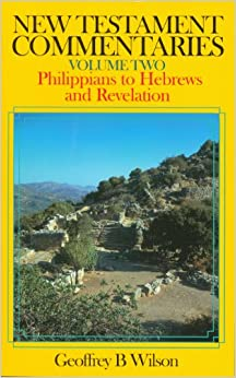 New Testament Commentaries: v. 2: Philippians to Hebrews and Revelation