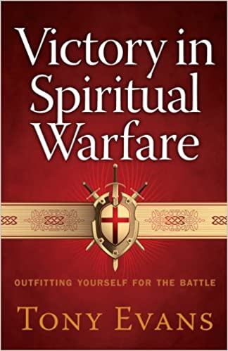 Image result for victory in spiritual warfare by tony evans