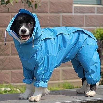"""Yap Dog Grey Hooded Jacket 20/"""""""