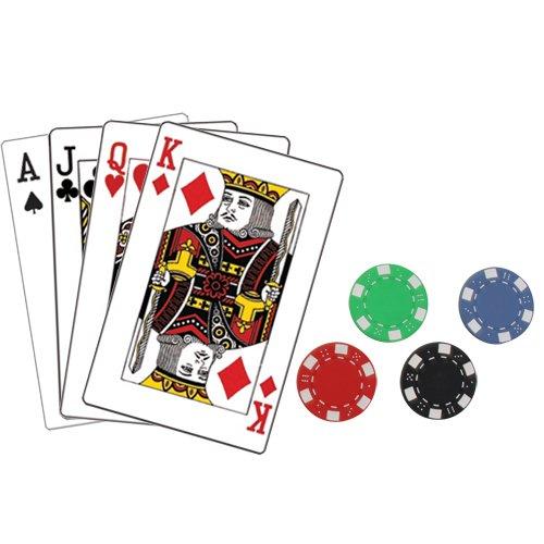 Thumbsup! Casino Tischsets und Untersetzer