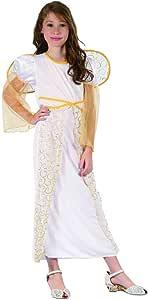Disfraz de ángel niña - 4 - 6 años: Amazon.es: Juguetes y juegos