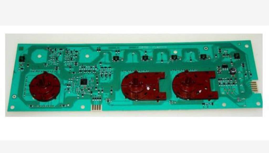 INDESIT - Modulo de mandos lavadora Indesit (3 mandos): Amazon.es ...