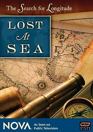 Amazon.com: NOVA: Lost at Sea - The Search for Longitude: ., nova ...