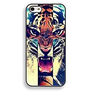 Tiger Roar Cross Hipster Quote Thinshell iPhone Case Protective iPhone 5 Case iPhone 5S Case