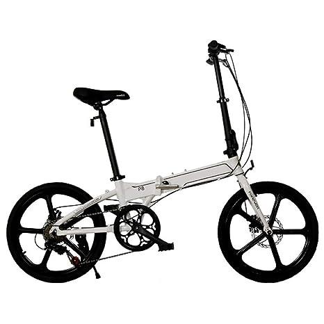 BANGL B Bicicleta Plegable de una Rueda Aleación de Aluminio ...