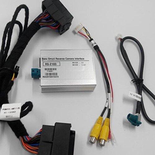 Kamerainterface R/ückfahrkamera Interface f Mercedes NTG 5 B C CLA CLS E V Klasse