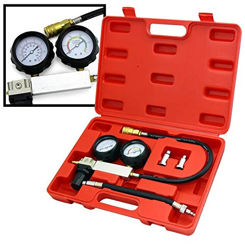 XtremepowerUS Cylinder Detector Leak-Down Leakage Tester Kit