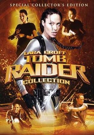 Lara Croft Tomb Raider Giftset Dvd 2003 Region 1 Us Import Ntsc
