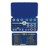IRWIN Tap And Die Set, Fractional, 41-Piece