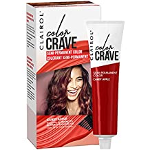 Clairol Color Crave Semi-permanent Hair Color, Candy Apple